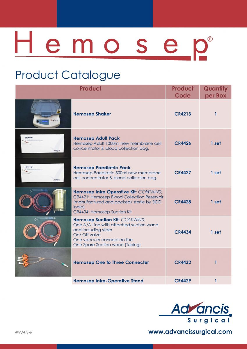 Product Catalogue